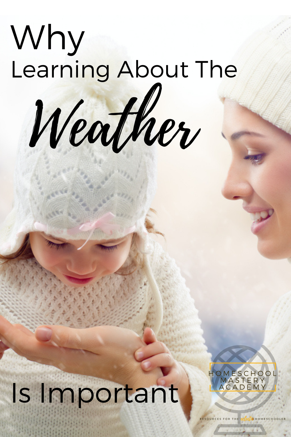 Learning About The Weather