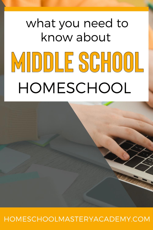 Homeschool Middle School