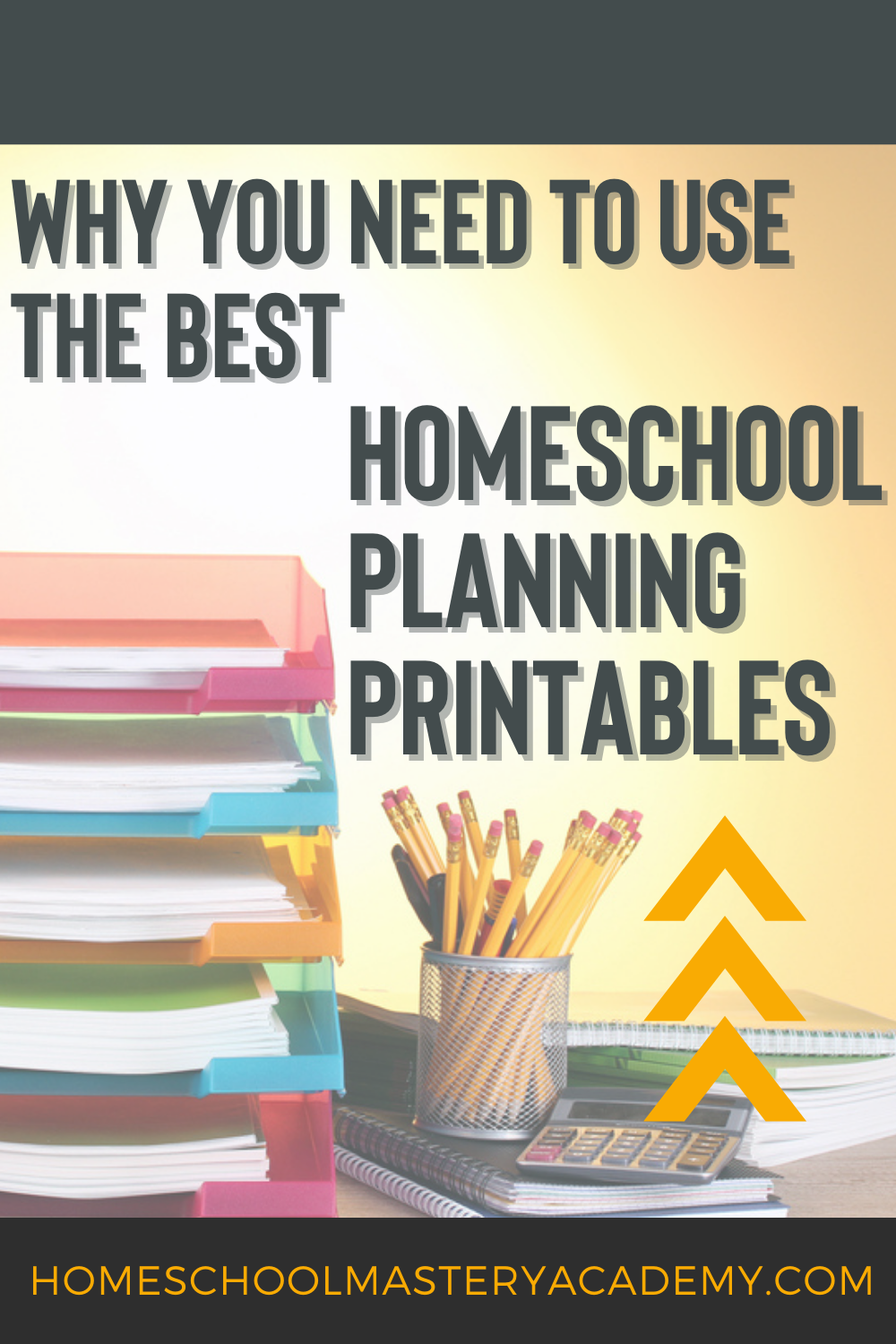 Homeschool Planning Printables