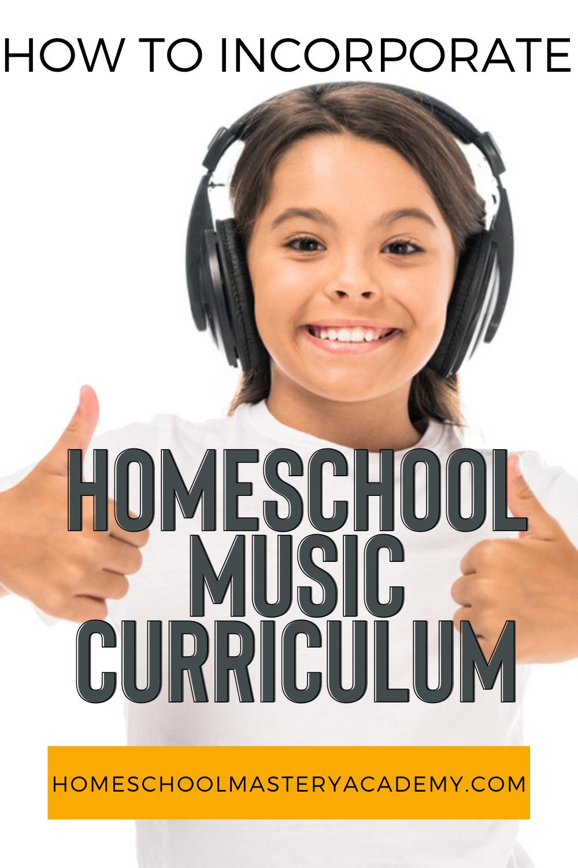 Homeschool Music Curriculum