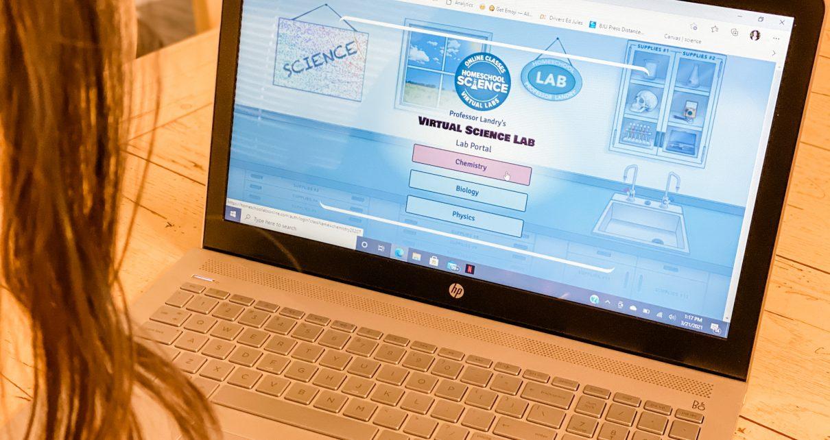 Homeschool Chemistry Lab
