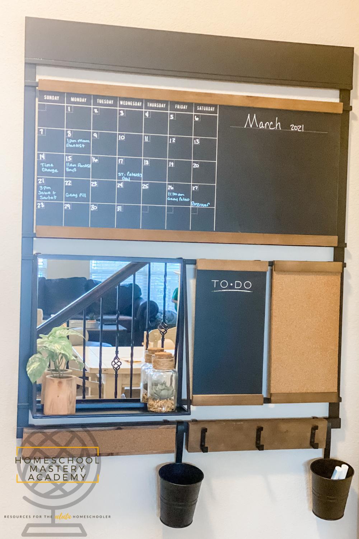 1Thrive Wall Calendar